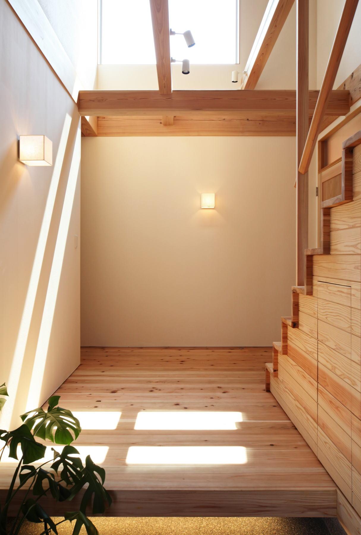 玄関 ワイズ 湘南 リフォーム リノベーション 自然素材