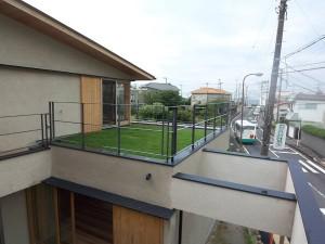 建築 新築 湘南 デザイン 自然 漆喰