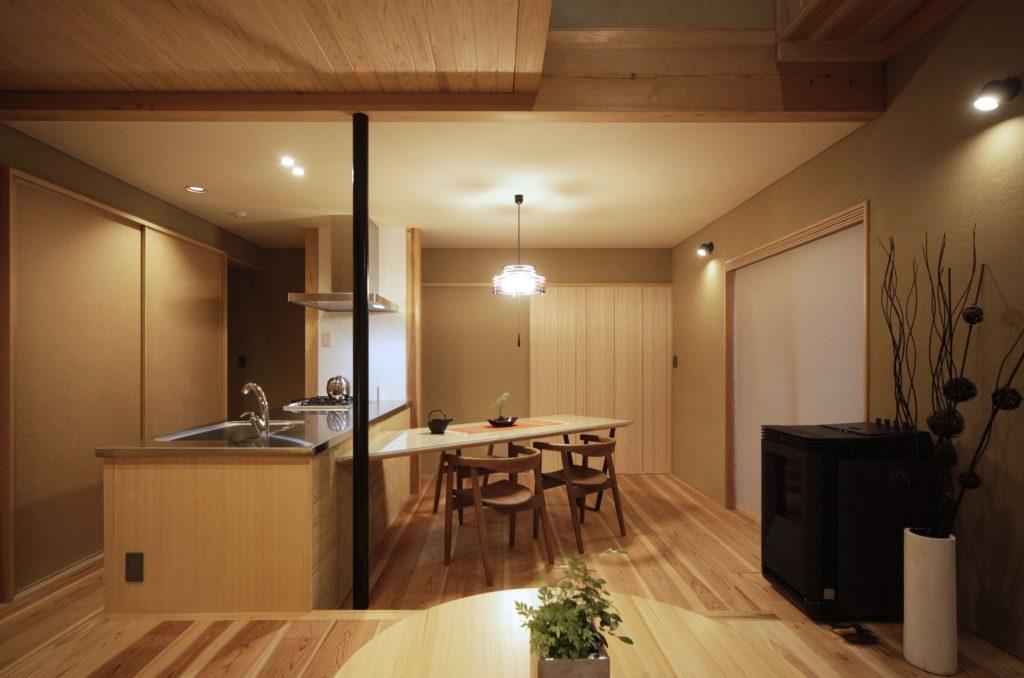 湘南 ワイズ 土壁 木摺漆喰 自然素材 無垢